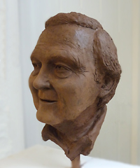 Sculpted Head Image 2