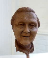 Sculpted Head Image 3